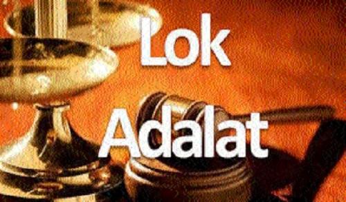 National Lok Adalat today