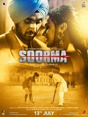 Sandeep – The Soorma