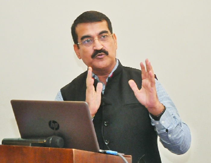 Manoj Sharma says, 'Employee First, Customer Next'