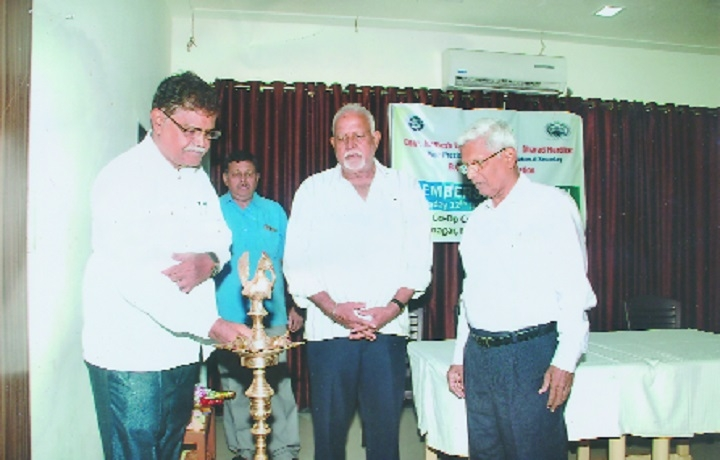 Bank of India Retirees Association conducts meeting