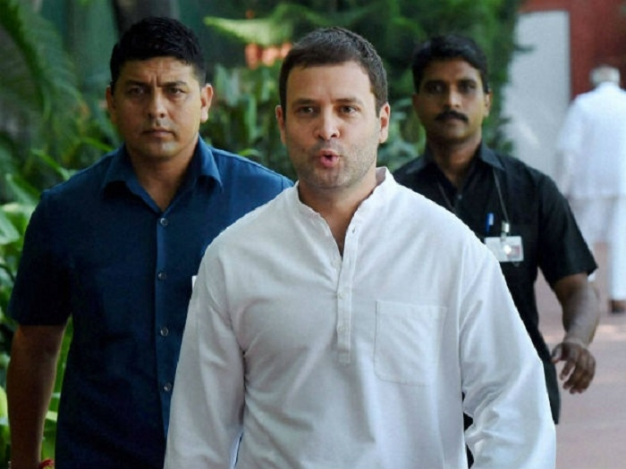 Rahul Gandhi's road show in Bhopal likely on Sept 17