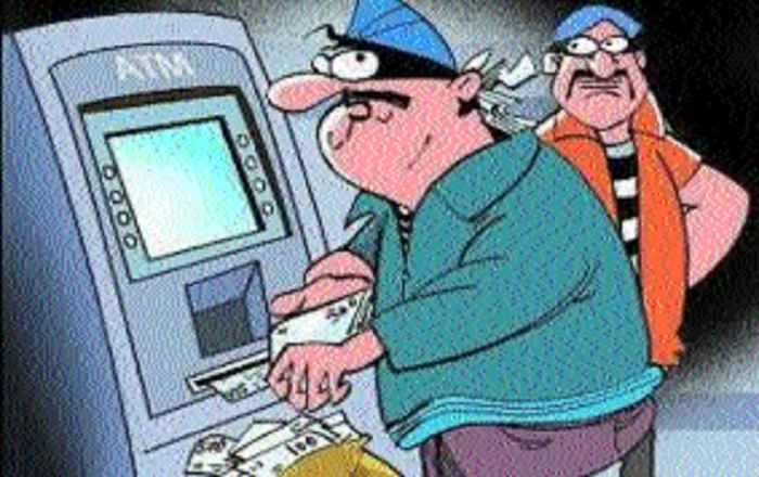 Police still clueless on Rs 15 lakh theft from ATM