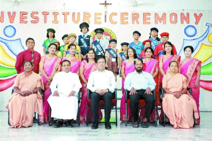 St Xavier's School installs junior cabinet