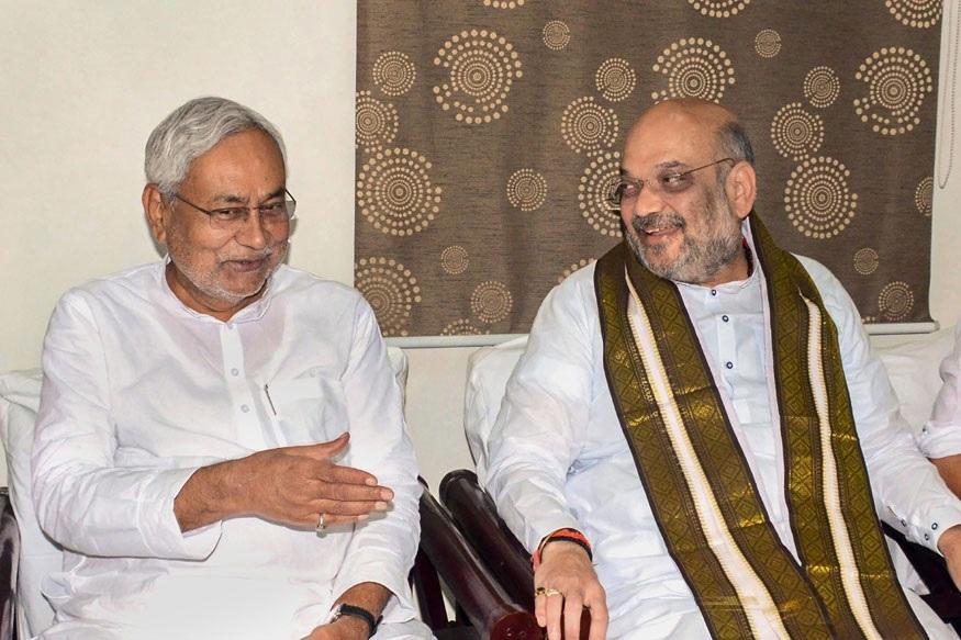Seat sharing still a challenge for NDA in Bihar despite Nitish-Shah bonhomie