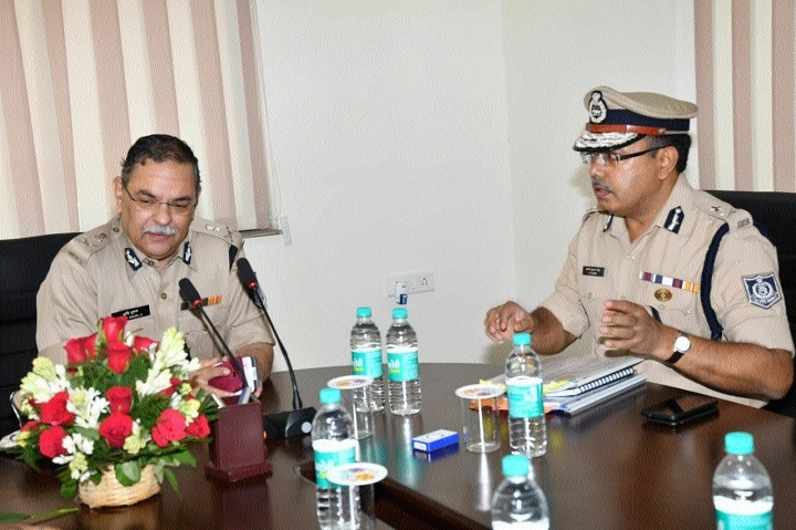 Check crime against women: DGP Shukla
