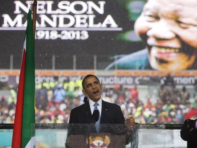 Keep alive Mandela's vision, Obama urges world