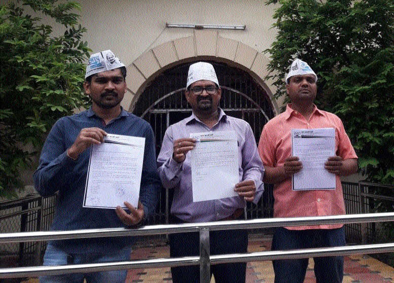 Demand to remove illegal encroachment at Ramsagarpara
