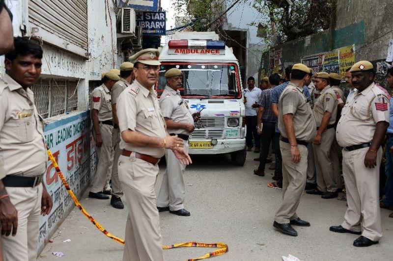 11 of a family found dead in Delhi