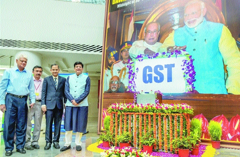 GST brought in transparency, game changing impact: Goyal