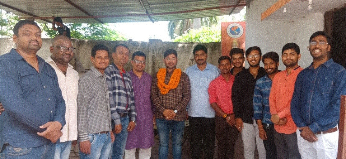 Two ABVP members from State to visit China for study tour