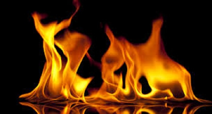 Fire tragedy in Swagat Nagar: Man burnt alive, four others critical
