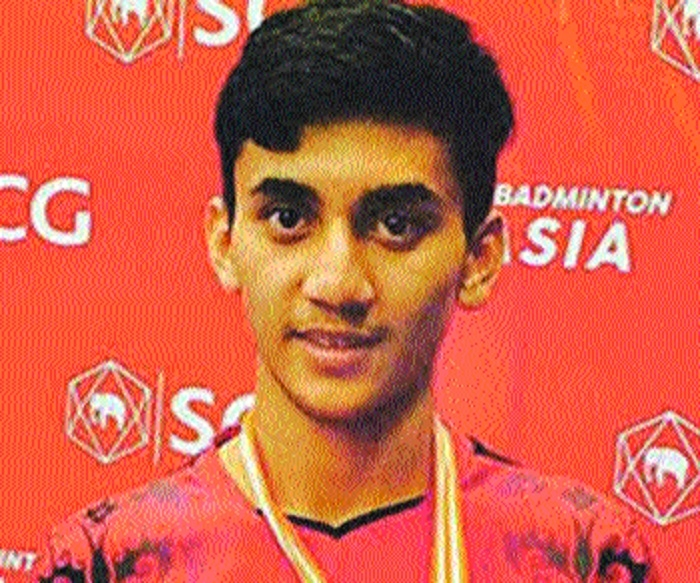 Lakshya moves into final of Asian Juniors C'ship