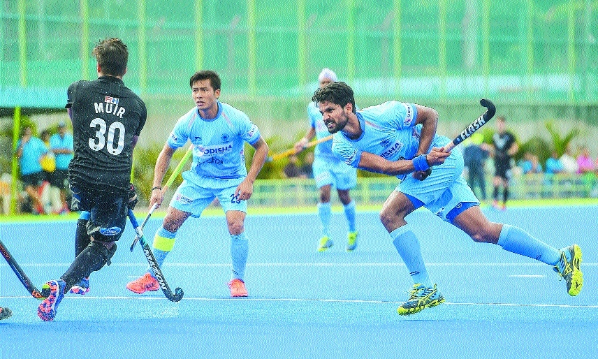 India beat Kiwis, take unassailable 2-0 lead