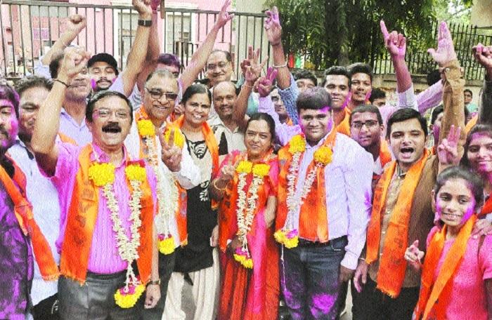 Shikshan Manch sweeps Management Council polls