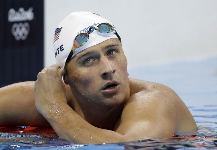 US star swimmer Lochte suspended for 14 months