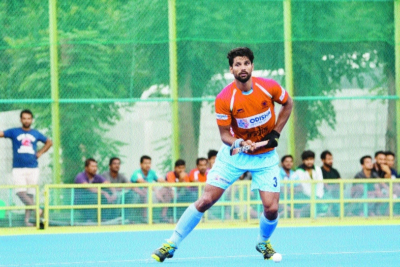 Eager to win Asian Games gold: Rupinder Pal Singh