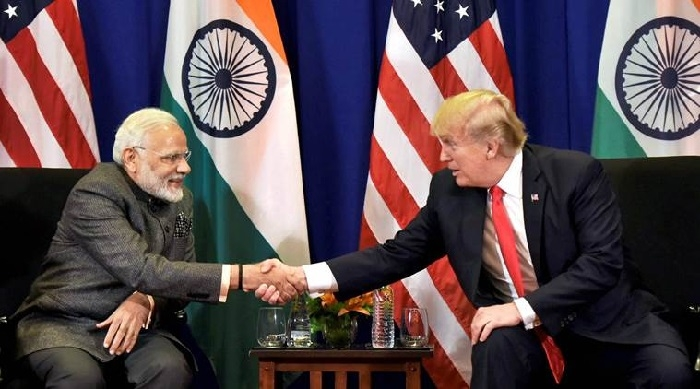 'US, India working for 2+2 dialogue'