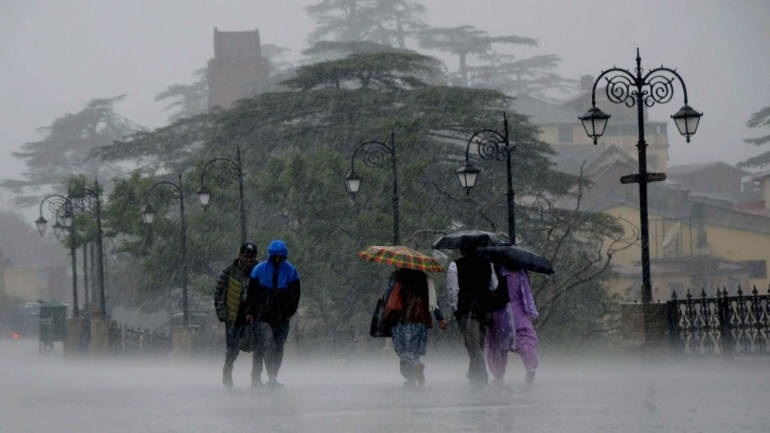 IMD forecasts heavy to very heavy rainfall in parts of country this week