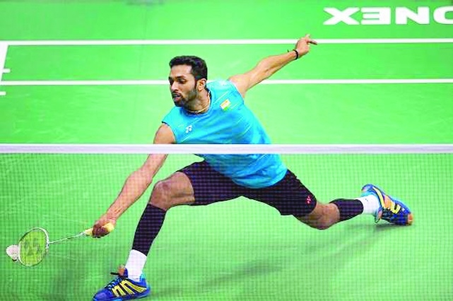 Successful day for Indian shuttlers