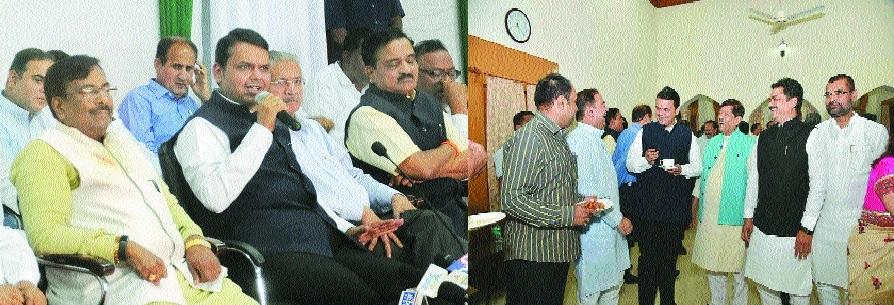 Combative Fadnavis Govt ready to face Oppn attack