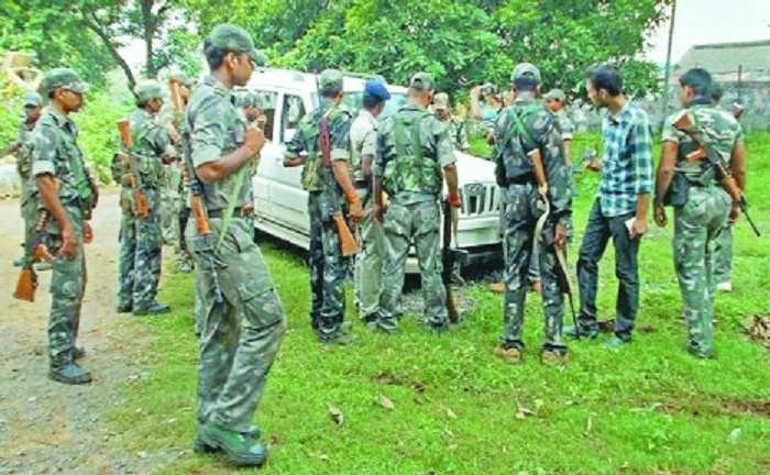 Maoists admit to failure in carrying out 'action'