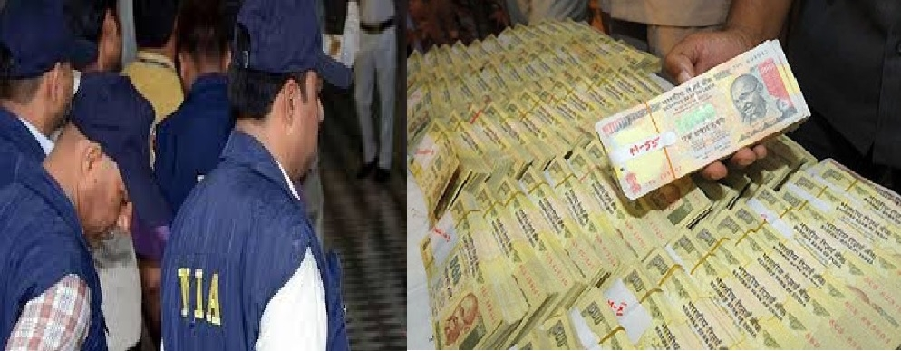 Rs 40 lakh cash, old notes seized in Manipur terror funding case