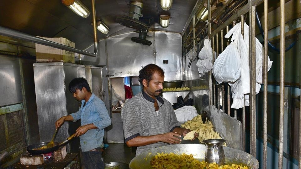Train passengers can now see live food preparation at IRCTC base kitchens