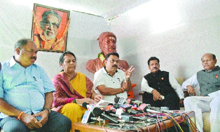 Ruling alliance partner Shiv Sena to 'corner' Government