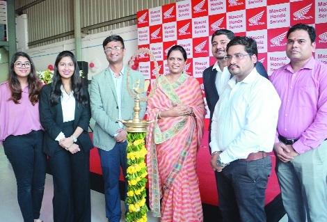 Mascot Honda Service Centre opens
