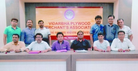 Vidarbha Plywood Merchants Association elects new body