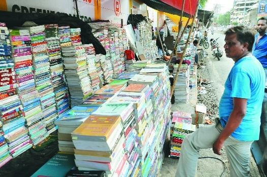 Secondhand booksellers to take out morcha on 6th