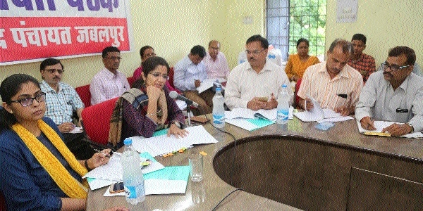 Collector reviews implementation of important schemes