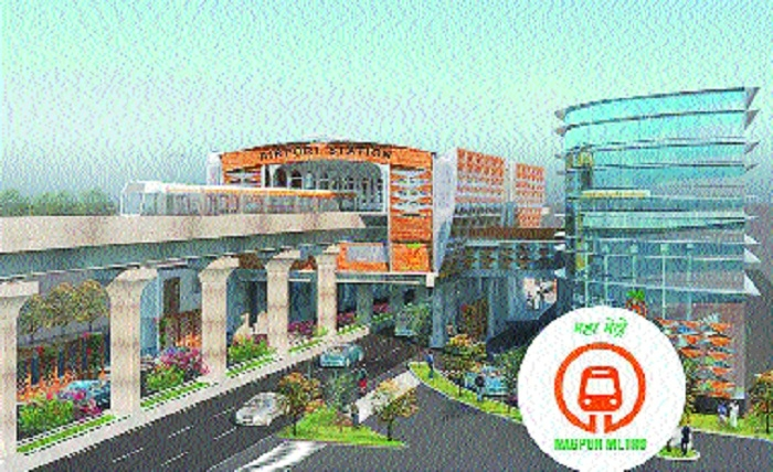 Successful tests for elevated section of Nagpur Metro