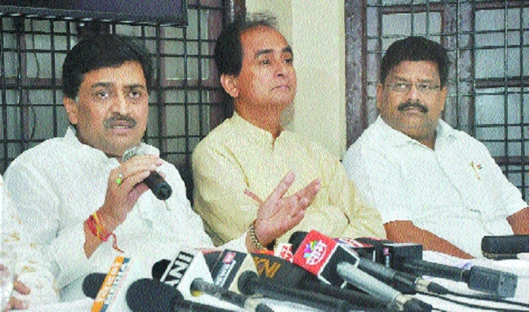 Cong to forge grand alliance with 10 parties including NCP in State