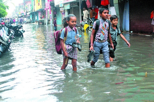 First rainfall exposes monsoon preparations