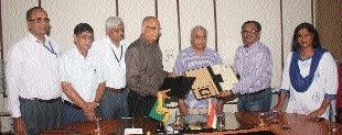 JNAU inks pact with MPWFDC for Tejasvini programme