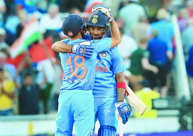 India eye early series win