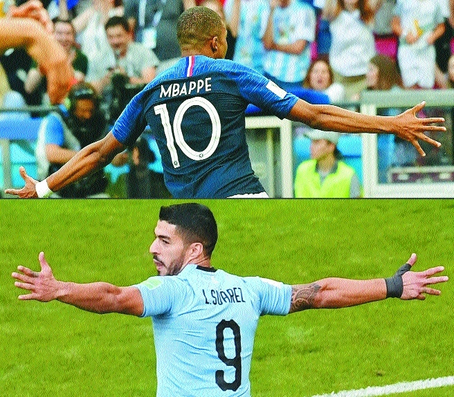 Former villain Suarez is now Uruguay's elder statesman