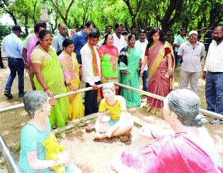 Pushp Vatika, Dada-Dadi Nana-Nani Park to get facelift soon: Saroj Pandey