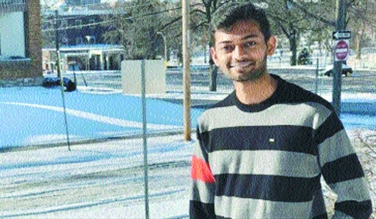 Telangana student shot dead in US