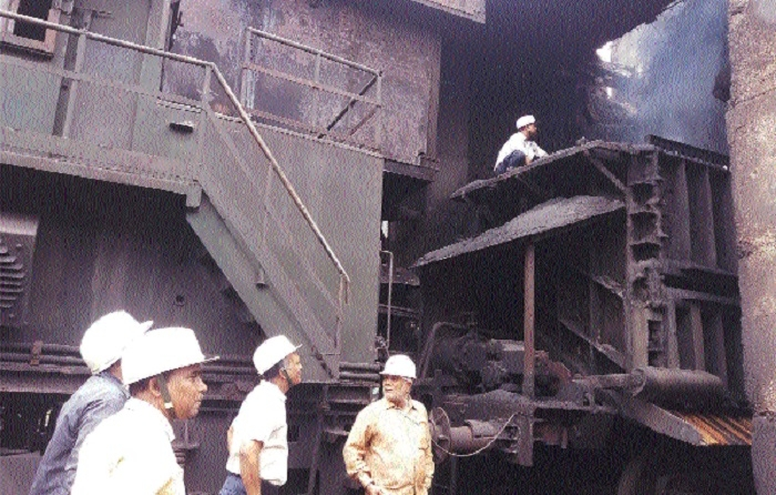 Major mishap averted: Slab, beam of Quenching Tower collapse in BSP
