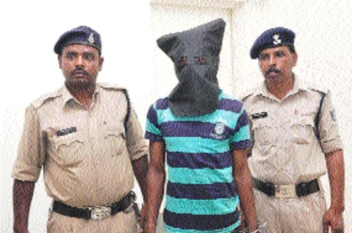 Police crack blind murder mystery