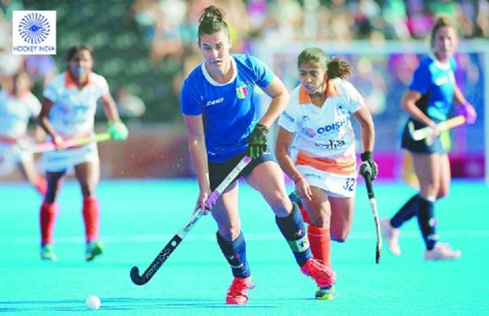 India beat Italy, enter quarters