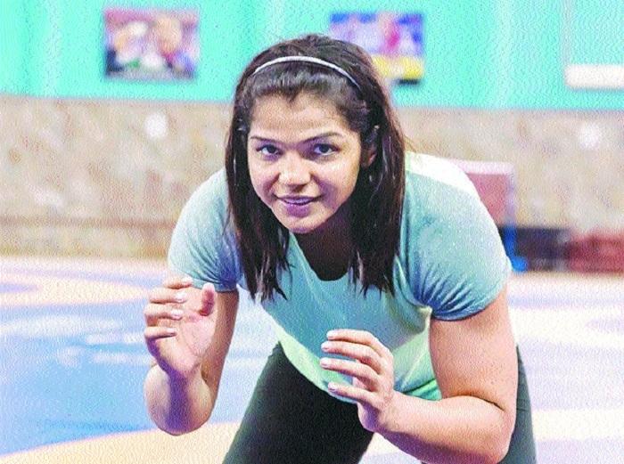 Athletes always aim for medals: Sakshi