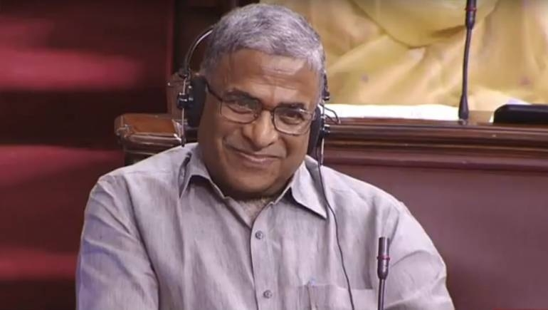 Harivansh: First JD(U) MP to become RS Dy Chairman