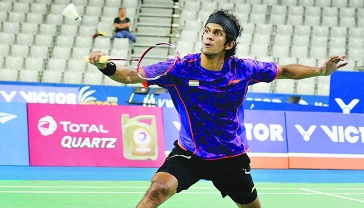 Jayaram, Mithun enter semi-finals