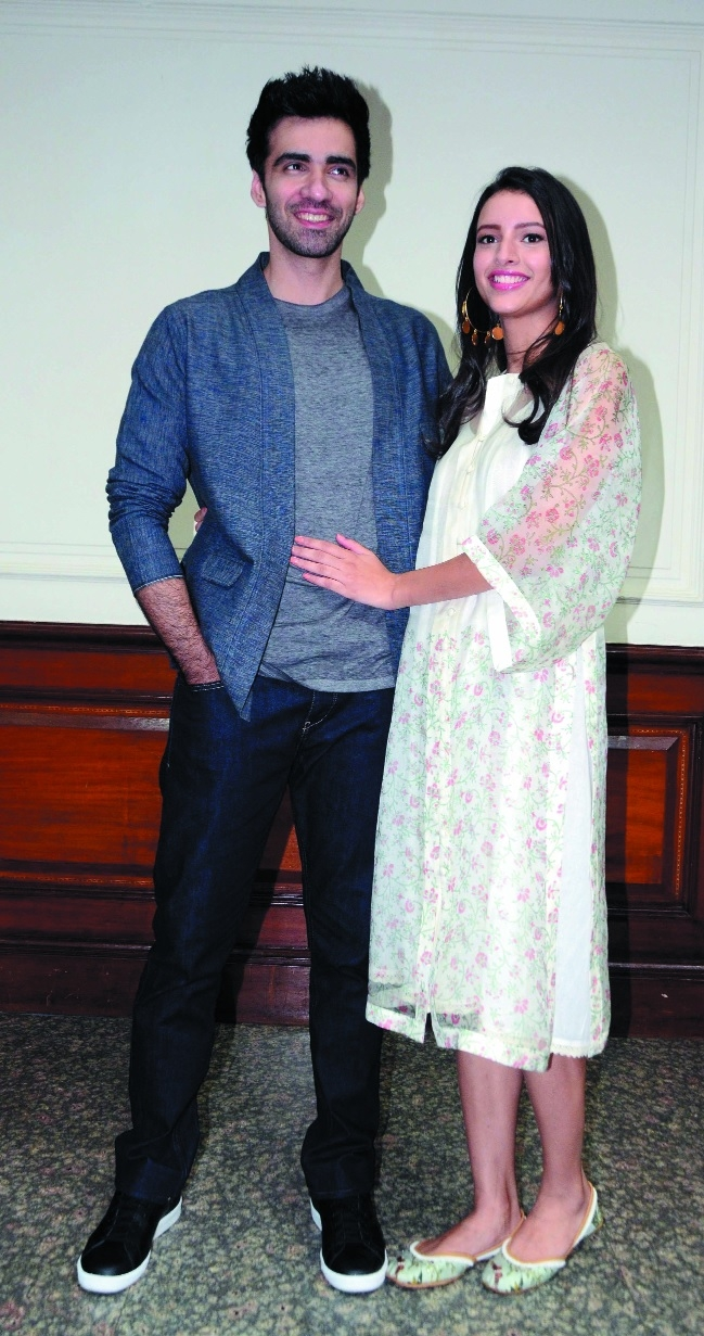 Movie 'Laila Majnu' star cast in City of Lakes
