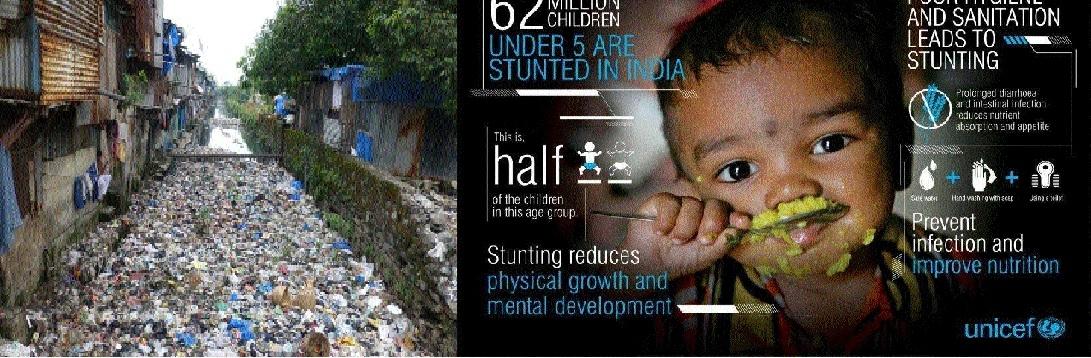 Why we still lack hygiene and sanitation