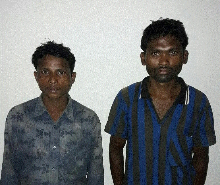 2 Naxals arrested during search ops