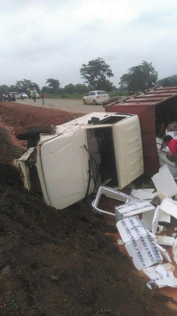 19-year-old youth dies in road mishap in Kurud